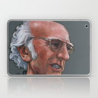 Larry David Laptop & iPad Skin