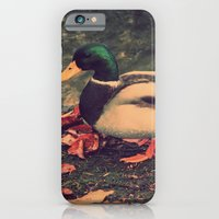 Quack 3 iPhone 6 Slim Case