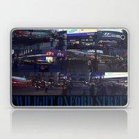 TWILIGHT OXFORD STREET Laptop & iPad Skin