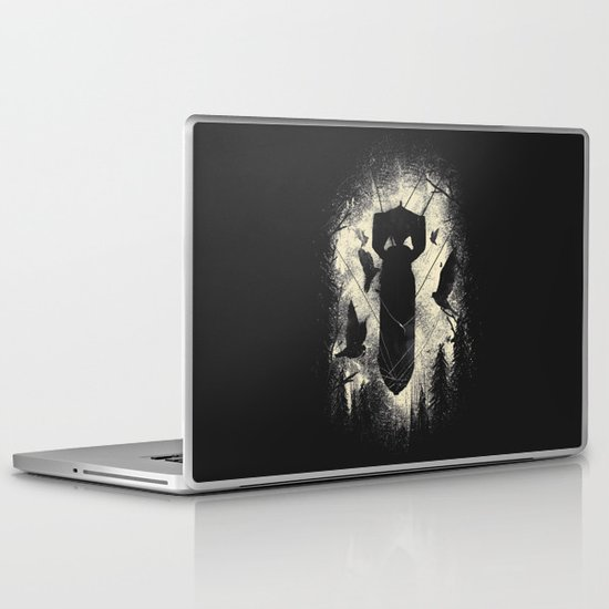 Bombs Away Laptop & iPad Skin