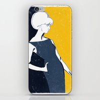 Melinda iPhone & iPod Skin