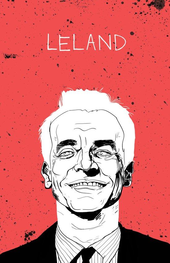 Leland Canvas Print
