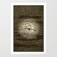 China Collection  Art Print