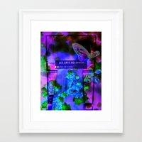 Etheral Framed Art Print