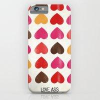 LOVE ASS iPhone 6 Slim Case