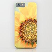 Sunflower Power Pop! iPhone 6 Slim Case