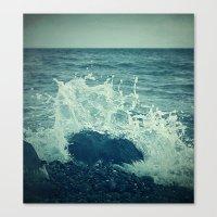 The Sea III. Canvas Print
