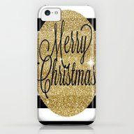 Merry Christmas iPhone 5c Slim Case