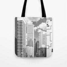 Manhattan NYC Tote Bag