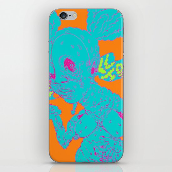 iclltons... iPhone & iPod Skin