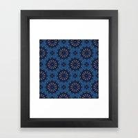 kalei 3 Framed Art Print