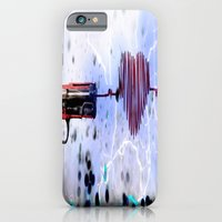 iPhone & iPod Case featuring BANG by Icelandria