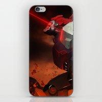 Mecha series // Akuma iPhone & iPod Skin