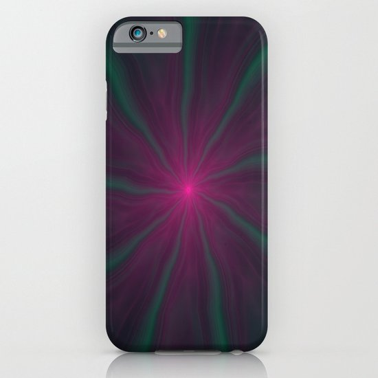 Nine Green Fingers iPhone & iPod Case