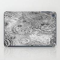 RAINDROPS iPad Case