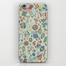 Frutos iPhone & iPod Skin