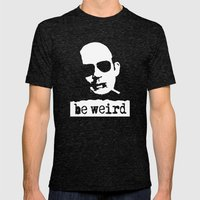 Hunter S. Thompson  |  B… Mens Fitted Tee Tri-Black SMALL