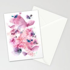 Life in colour Stationery Cards