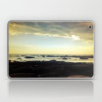 Sunset Over the Water Laptop & iPad Skin