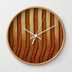 Glue Wall Clock