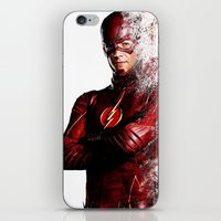 The Flash iPhone & iPod Skin
