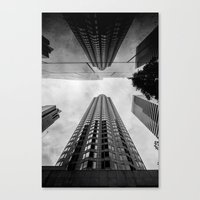 Reach Out  Canvas Print