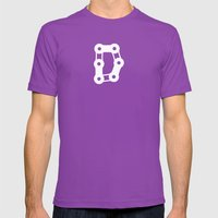 Ride Statewide - Rhode I… Mens Fitted Tee Ultraviolet SMALL