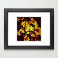 Autumnal#6 Framed Art Print