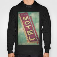 Paradise Motel Sign Hoody