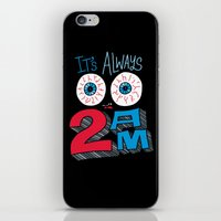 2AM iPhone & iPod Skin