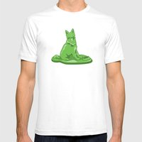 Toy Soldiers Mens Fitted Tee White SMALL