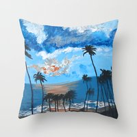 Goa Throw Pillow