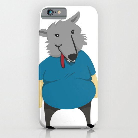 Wolfman iPhone & iPod Case