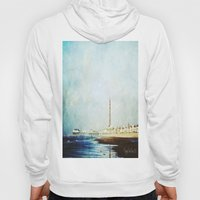 On The Front Textured Fi… Hoody