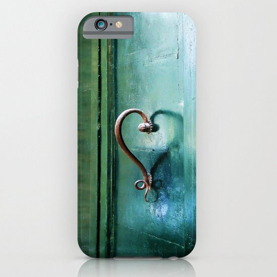 Handle on Love iPhone & iPod Case
