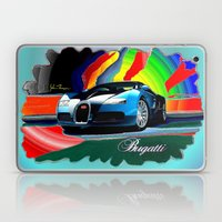 Bugatti Laptop & iPad Skin