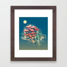 Journey /Discovery  Framed Art Print