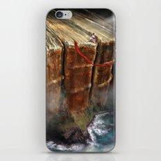 Cliffhanger iPhone & iPod Skin