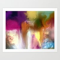 Tender Desire Art Print