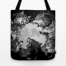 Moon Eaters Tote Bag