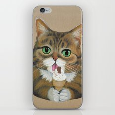 Lil Bub - famous cat iPhone & iPod Skin