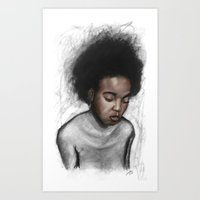 Closed Art Print