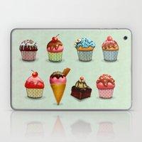 Muffins Laptop & iPad Skin