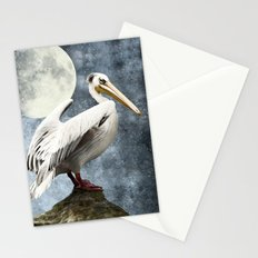Pelican Night Stationery Cards