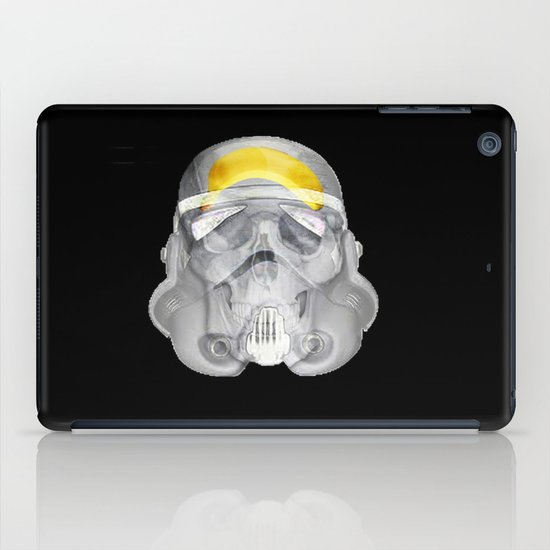 stormtrooper x-ray iPad Case