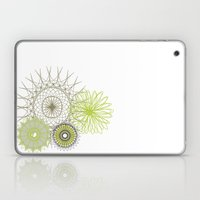 Modern Spiro Art #4 Laptop & iPad Skin