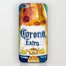 Corona Beer iPhone & iPod Skin