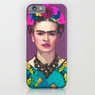 Frida Kahlo-Trendy  iPhone 6 Slim Case
