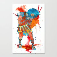 No Gladius Canvas Print