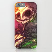 The Pumpkin King iPhone 6 Slim Case